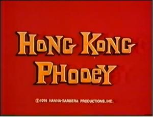 Hong Kong Phooey Title