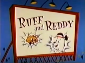 Ruff and Reddy Title Card