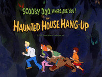 Haunted House Hang-Up title card