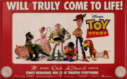 Toy Story 1 Poster 11 - Etch