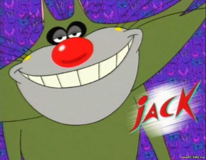 Jack (Oggy and the Cockroaches) | Wikicartoon | Fandom ...  Jack (Oggy and ...