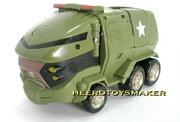 Bulkhead truck-mode