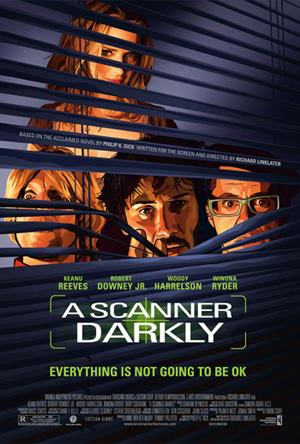 Scanner darkly