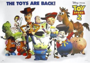 Toy Story 2 Poster 7 - Toys