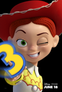 Toy Story 3 Poster 4 - Jessie