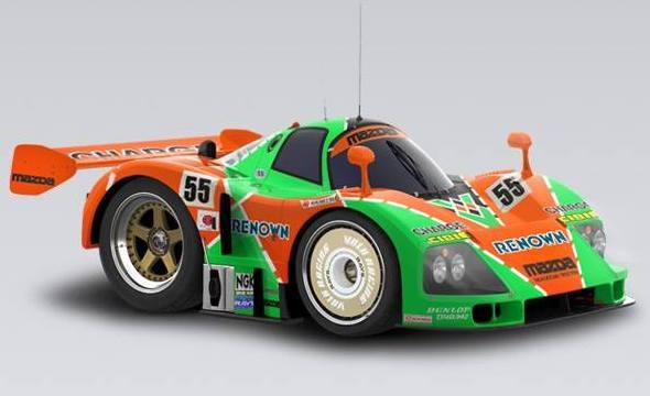 Mazda 787b 1991 Car Town Wiki Fandom Powered By Wikia