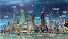 Gotham Skyline 1
