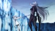 Luna kills Leda
