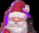Santa Boom Icon