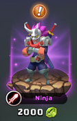 Ninja old version
