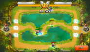 Arena-attack-lanes