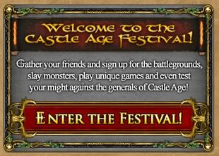 Ca - festival welcome