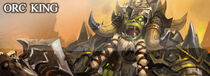 Monster page orc king