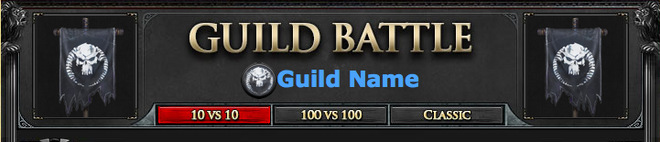 Guild battle top