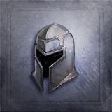 Silverfist Helm