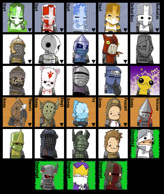 Castle Crashers Remastered Cheats, Codes, Cheat Codes ...