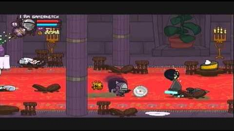 Let's Play Castle Crashers - Part 6 - Bombs From Aether