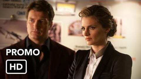 "Castle 5x13 Promo ""Recoil"" (HD)"