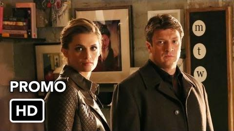 "Castle 5x17 Promo ""Scared to Death"" (HD)-0"