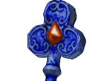 Blue Dragon Key
