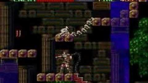 Super Castlevania Stage 3 Part 2