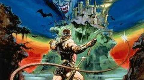Castlevania music - Vampire Killer