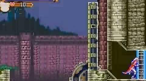 Castlevania Harmony of Dissonance 200% 01 Opening