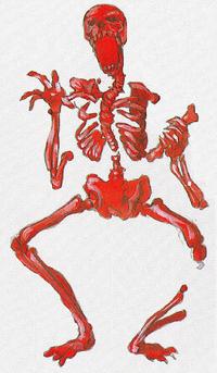 Super Castlevania IV - Red Skeleton - 01.png