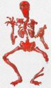 Super Castlevania IV - Red Skeleton - 01.png