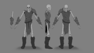 Enemy Armored Skeleton 4