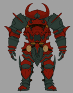 Enemy Possessed Armor 2