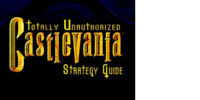 BradyGames Totally Unauthorized Castlevania 64 Strategy Guide