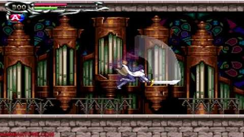 Castlevania Dawn of Sorrow Walkthrough (Dmitrii & Malphas Pt