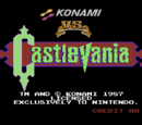 VS. Castlevania