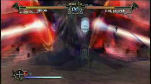 Castlevania Judgment (Time Reaper Brutal)