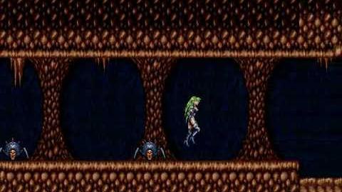 Rusty (Castlevania Clone) Level 5 Cavern (No Death)