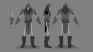 Enemy Armored Skeleton 2