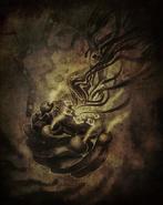 Transmutation Rune Book of Dracul