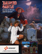 Haunted Castle Ad