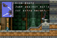 Circle of the Moon - Kick Boots - 01