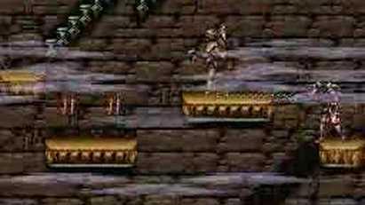 Super Castlevania IV Stage B