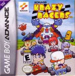 Konami Krazy Racers - 01