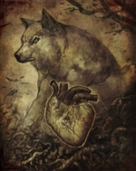 Heart of the Wolf Book of Dracul