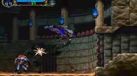 Castlevania SOTN Werewolf and Minotaurus