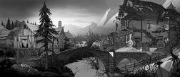 Cursed Village