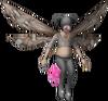 Proboscis Fairy Transparent