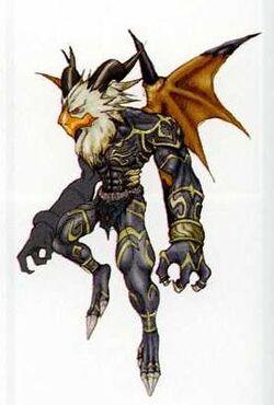 CoD Thunder Demon Concept