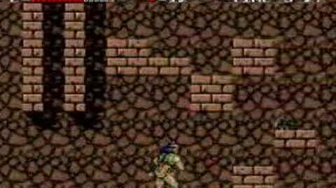 Haunted Castle Stage 4 by Rugal