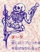 BR Skeleton