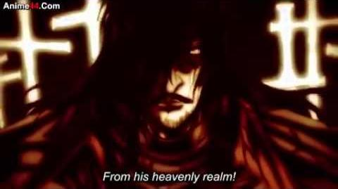 Alucard's Past as Vlad Tepes